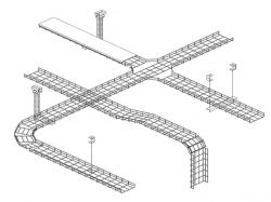 wire-mesh-cable-tray-system